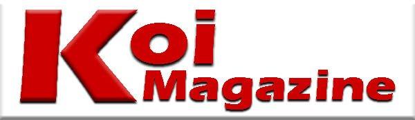 Koi Magazine Logo